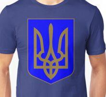 Coat of Arms of Ukraine Unisex T-Shirt