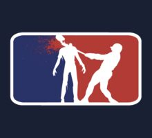 Major League Zombie  by Ryan Pedersen