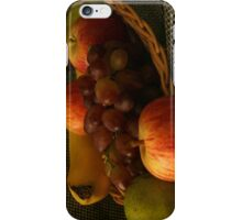 Fruit Display... South Africa, Free State iPhone Case/Skin