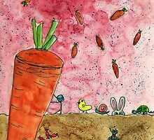 Everyone Love Carrot by missbanana