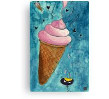 It Look Like Ice-cream Canvas Print