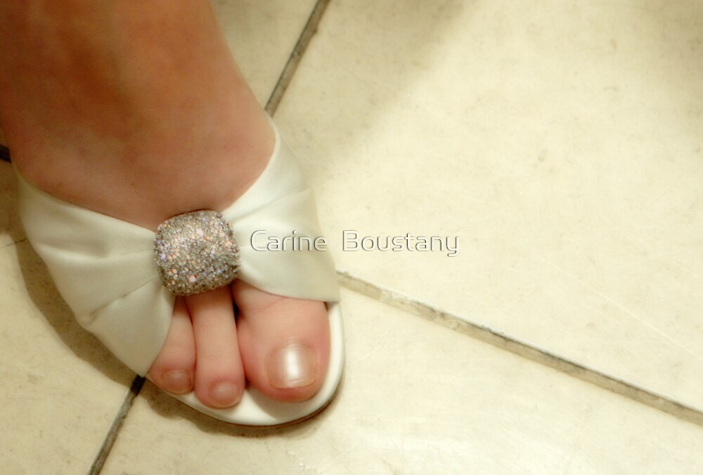 Shoes by Carine  Boustany