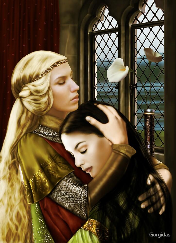 A Knight's Farewell by Gorgidas