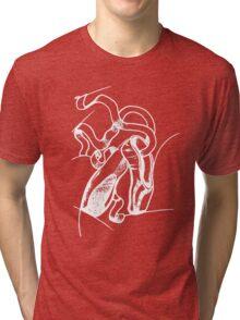 ballet shoes Tri-blend T-Shirt