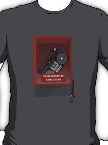 Emergency Break T-Shirt