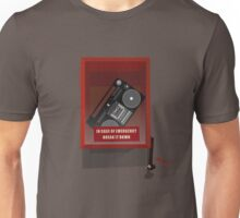 Emergency Break Unisex T-Shirt
