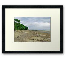 St Helens Beach, near Priory Bay Framed Print