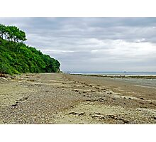 St Helens Beach, near Priory Bay Photographic Print