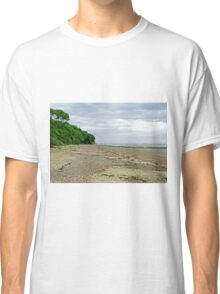 St Helens Beach, near Priory Bay Classic T-Shirt
