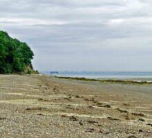 St Helens Beach, near Priory Bay Sticker