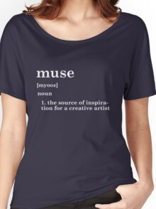 Muse Women's Relaxed Fit T-Shirt