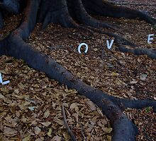 L.O.V.E by Sarah Mosbey