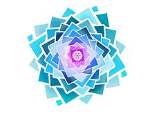 The Flower of Life by aerotensei