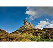 Mow Cop Castle Photographic Print