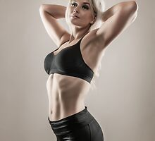 Fitness woman by JH-Image