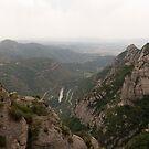Montserrat, Spain by Nigel Donald