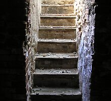 Staircase by MuscularTeeth