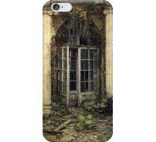 Forgotten chamber iPhone Case/Skin