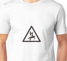 Shocking..... Unisex T-Shirt