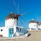 Mykonos. Greece  by Nigel Donald