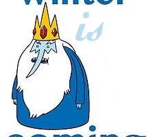Ice King: Winter is Coming by theeella