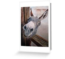 Hi. How are you? Greeting Card