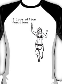 Cubicle Humour T-Shirt