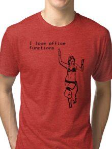 Cubicle Humour Tri-blend T-Shirt