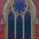 St Mary's Window by Samantha Cole-Surjan