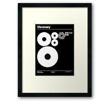 Vis:onary /// Framed Print