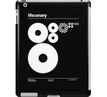 Vis:onary /// iPad Case/Skin