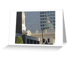 Reflection Color Greeting Card