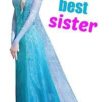 Elsa's view of Sisterhood by theeella