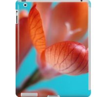 Wild Orange Freesia iPad Case/Skin