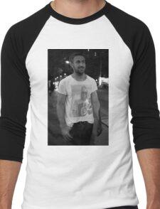 GOSLING VS CULKIN #4 Men's Baseball ¾ T-Shirt