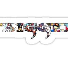 Trigger: The Savior of Anime  Sticker