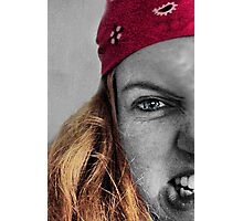 Rrrrrrrr Photographic Print
