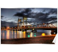 Clyde River at Batemans Bay Poster