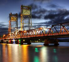 Clyde River Bridge by Christopher Meder