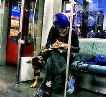 Crossword Punk by metronomad