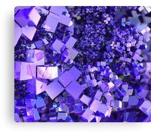 Purplejacks Canvas Print