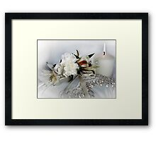 Bridal Bliss Framed Print