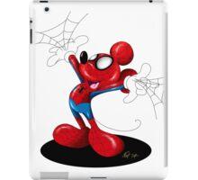 SpiderMouse iPad Case/Skin