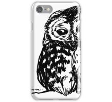 Spotted Owls iPhone Case/Skin