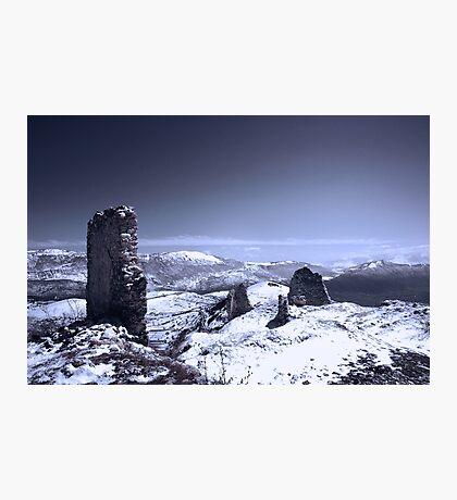 Frozen Landscape Photographic Print