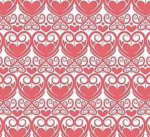 Heart Pattern by galacticrad