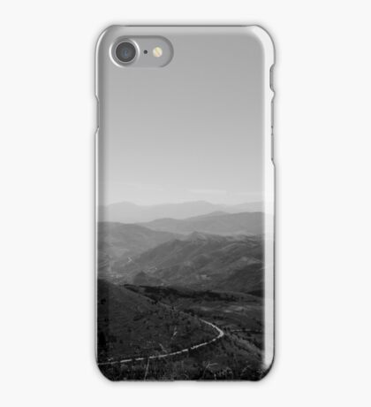 Path to Earth - Italian Landscape  iPhone Case/Skin