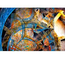 Symbolic Wonders Photographic Print
