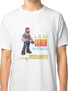 Canon Photographer Classic T-Shirt