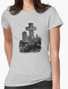 Across The Universe Tee Womens Fitted T-Shirt
